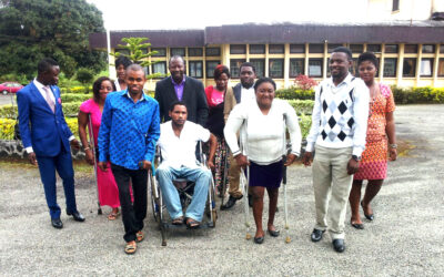 GFDLP Celebrates People Living With Disabilities