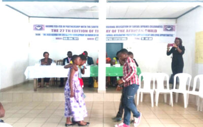 GFDLP Joins African Community To Celebrate Day Of African Child