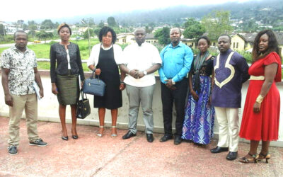 GFDLP Partners With Buea Council To Provide For Social Justice